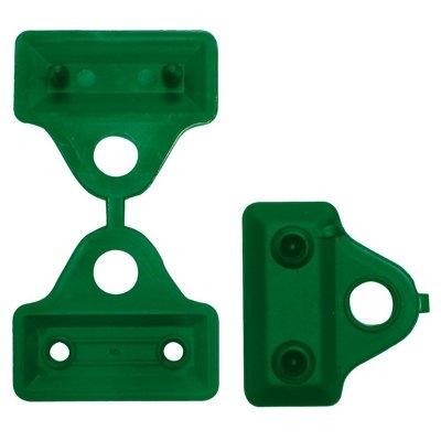 Úchyt na stínící sítě CLIPS 5cm, zelený