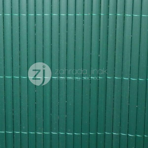 Bambusová rohož - BAMBOO MAT - G, výška 1,2 m (Zelená bambusová stínící rohož)