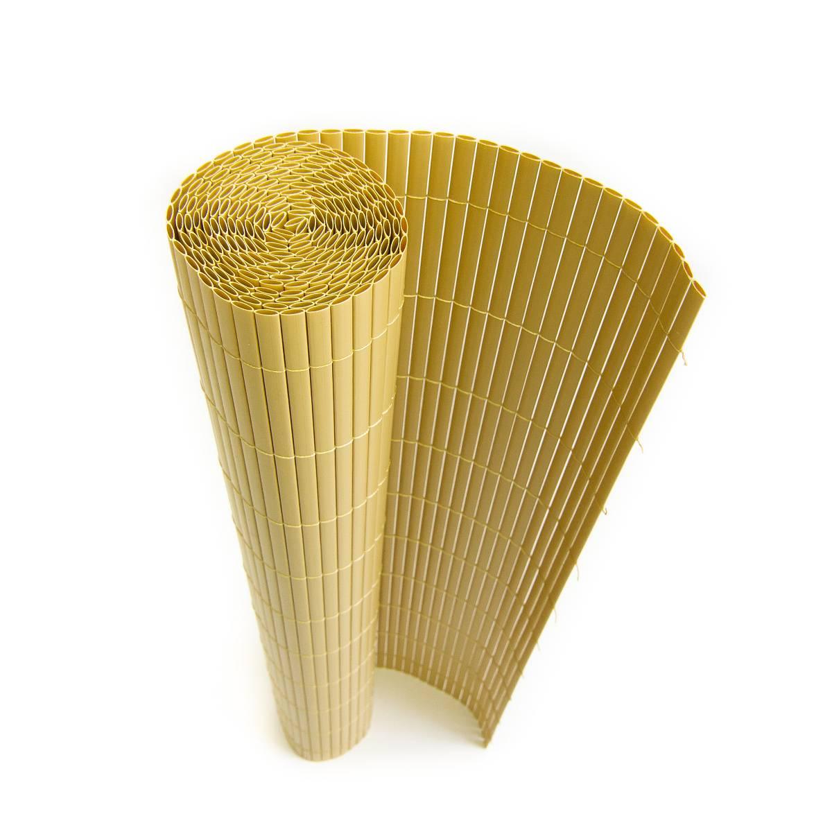 Bambusová rohož - BAMBOO MAT - Y, výška 1,0 m