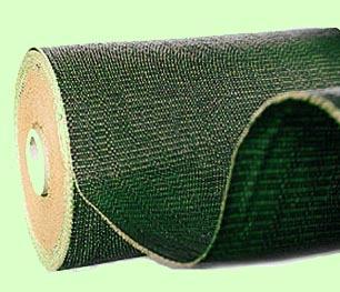 Zelená školkařská textilie 100g, 162cm, metráž
