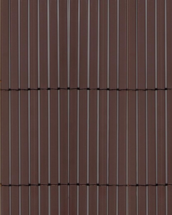 Umělý rákos COLORADO 2m x 5m, hnědá barva