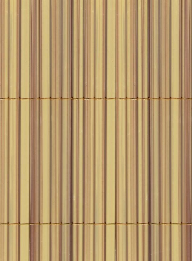 Umělý rákos COLORADO 2m x 5m, přírodní barva